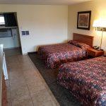 Motel Room – Standard 2 Queen