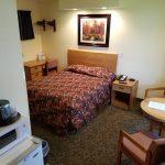 Motel Room Queen Bed - Budget
